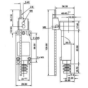 Pneumatic Positioner Schematic Diagram besides Wiring Diagram Motor Operated Valve likewise E7 AE A1 E8 B7 AF as well Rotary Limit Switch moreover Yamaha K Engine Rotary Valve. on rotary actuator schematic symbol